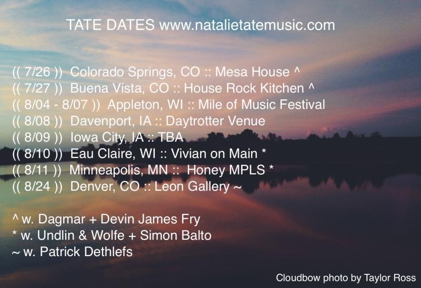 Summer 2016 Dates